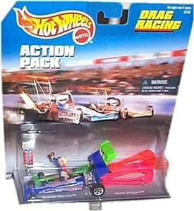 hot wheels action pack drag racing toys games. Black Bedroom Furniture Sets. Home Design Ideas
