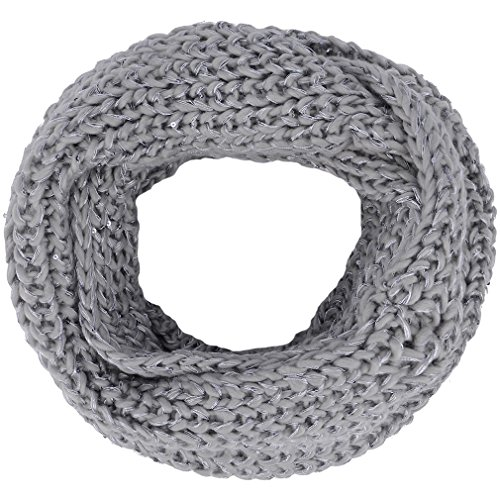 Simplicity Unisex Winter Knitted Infinity