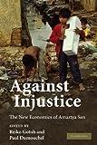 Against Injustice 9780521182614