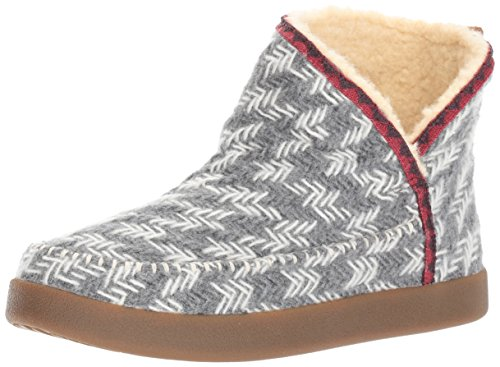 Ankle Bootie Women's Nice Sanuk Grey Bootah Arrowooly AwfOtxIqx