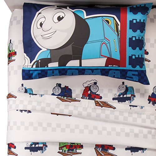Thomas the Tank Engine Twin Comforter and Sheet Set