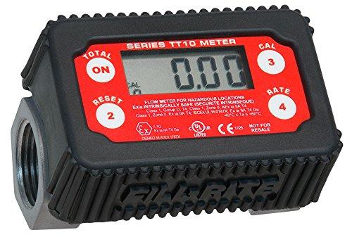 Fill-Rite TT10AN 2-35 GPM Inline Digital Turbine Fuel Meter by Fill-Rite (Image #1)