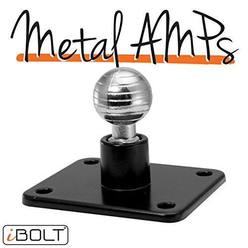 iBOLT Aluminum 17mm AMPs Adapter Plate