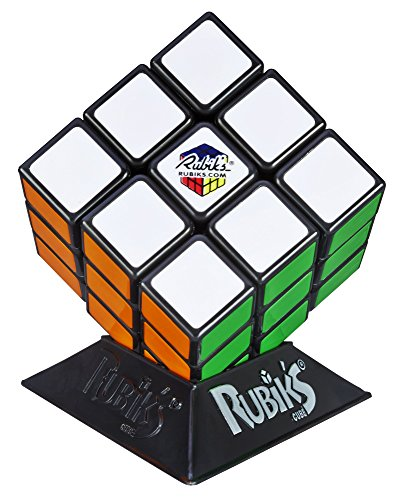Best Hasbro Gaming Rubik's 3X3 Cube, Puzzle Game, Classic Colors