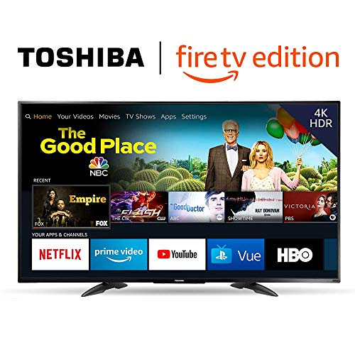 Toshiba 55LF711U20 55-inch 4K Ultra HD Smart LED TV HDR