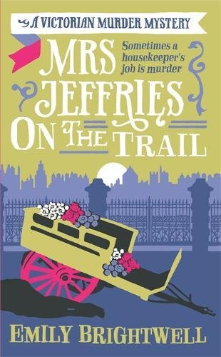 book cover of Mrs Jeffries On the Trail