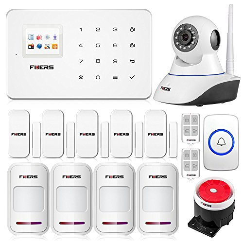 Fuers 3G Security Alarm Wireless