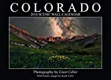 "Colorado 2018 Scenic Wall Calendar (13.5"" x 9.75"")"