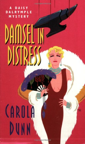 Damsel in Distress (Daisy Dalrymple Mysteries, No. 5)