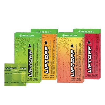 - 2 Boxes of Liftoff - Pomegranate Berry Blast