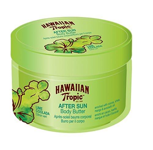 Hawaiian Tropic Lime Coolada After Sun Body Butter Cream by Hawaiian Tropic ()