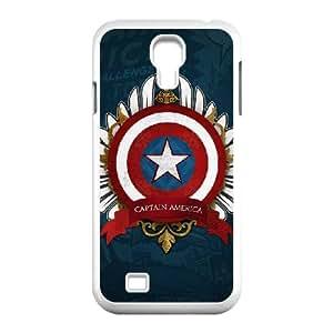 Captain America For Samsung Galaxy S4 I9500 Csae phone Case QYK607066