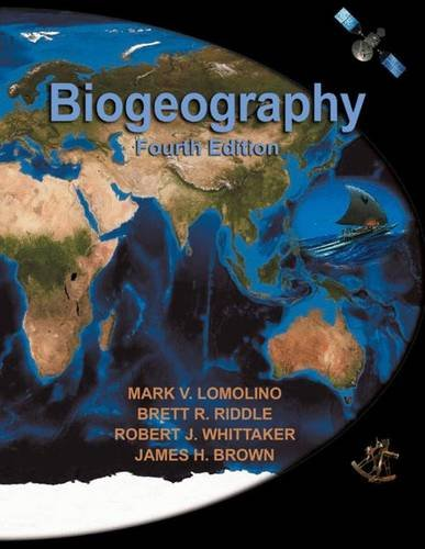 Biogeography. Palgrave. 2010.