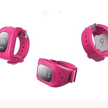 FGKING Reloj Inteligente para niños, Reloj de teléfono para niños ...