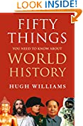 #1: Fifty Things You Need to Know About World History