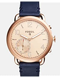 Smartwatch Híbrido Fossil Q Tailor FTW1128 Azul
