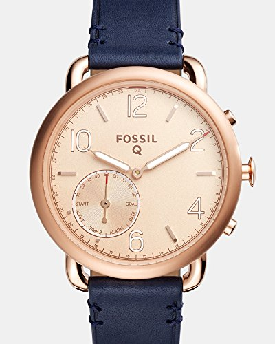 Fossil Hybrid Smartwatch Tailor Leather product image