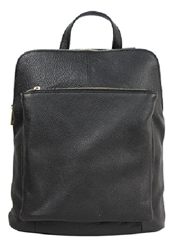 FFB Florence Factory Bags - Bolso mochila para mujer negro