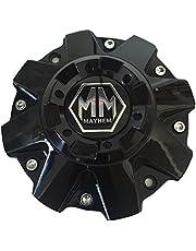 Mayhem Wheels Gloss Black C108040B01 806804B C-231-2 C-231-1-2 Center Cap by Mayhem Wheels