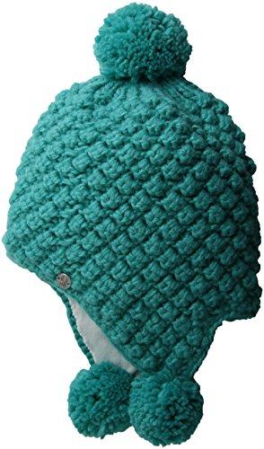 Spyder Girl's Bitsy Brrr Berry Hat, Baltic, One Size
