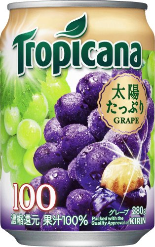 280gX24 this Tropicana 100% Grape by Tropicana