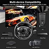 PinPle Game Steering Wheel Dual-Motor Sport