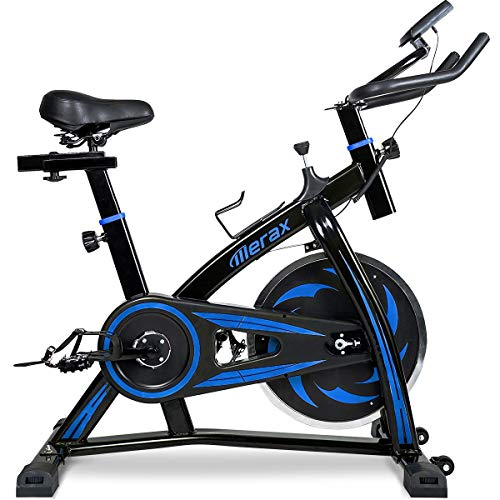 Merax Indoor Cycling Bike Traine...