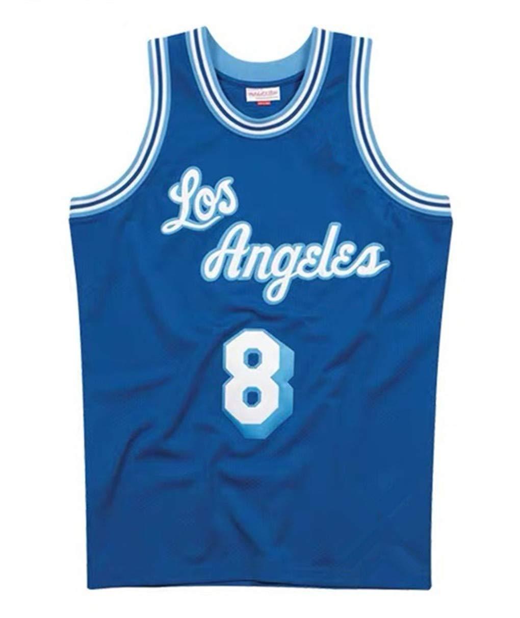 Men's Basketball Jerseys - NBA Los Angeles Lakers #24 Kobe Bryant ...
