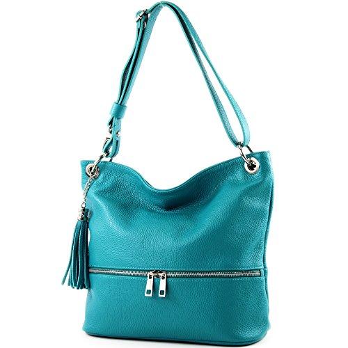 cuir modamoda d' sac de dames sac en ital II0zr