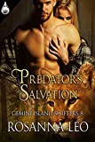 Predator's Salvation (Gemini Island Shifters Book 8)