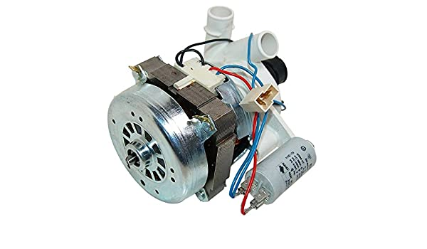 Ariston Genuine Lavavajillas Circulación Wash Motor & Bomba De ...