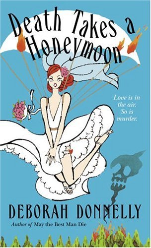 Death Takes a Honeymoon (Carnegie Kincaid Book 4)