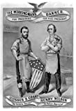 Photo Reprint The working-man's banner. For President, Ulysses S. Grant, The Galena Tanner. For Vice-President,