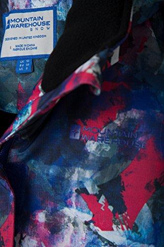 chaudes femmes ouatine Snowproof Veste dames veste Mountain des Dawn a ski Warehouse ray du 1qa4zxZY