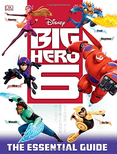 the art of big hero 6 - 4