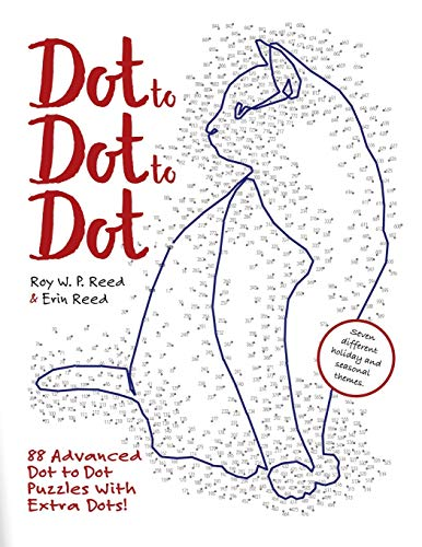 Challenging Halloween Dot To Dots (Dot to Dot to Dot: 88 Advanced Dot to Dot Puzzles with Extra)