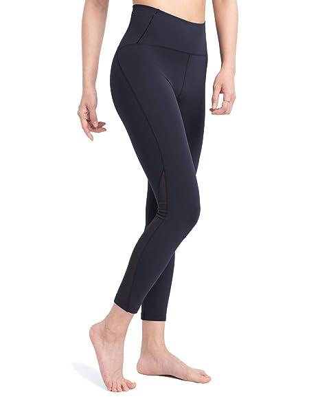 MANGROVE Yoga Leggings for Women High Waist Tummy Control Yoga Pants with Pocket