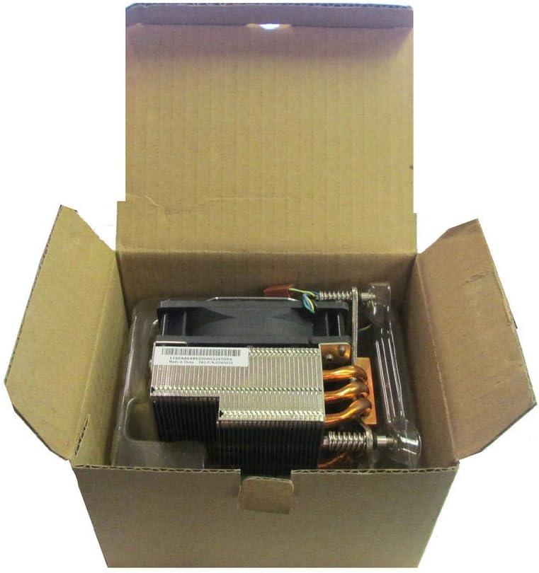 new for Lenovo Thinkstation C30 D30 S30 Heatsink and Fan 4-pin 03W5429