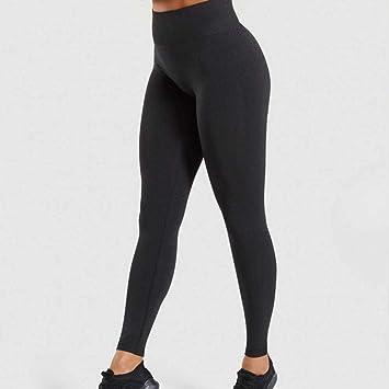 CNANCOO Pantalones Yoga Leggings sin Mangas de Cintura Alta ...