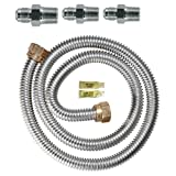 Watts Dormont 30-3131KIT-48 Gas Range Installation Kit 48-Inch...