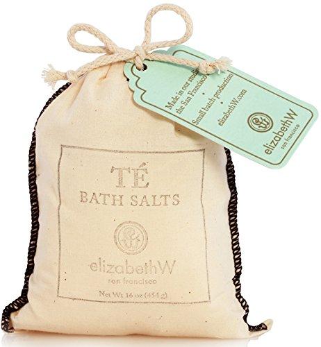 Elizabeth W Bath Pouch - elizabethW Te Bath Salts in Bag