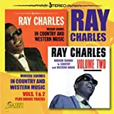 Modern Sounds In Country And Western Music Vols 1 & 2 Plus Bonus Tracks [ORIGINAL RECORDINGS REMASTERED] by Ray Charles (2013-05-04)