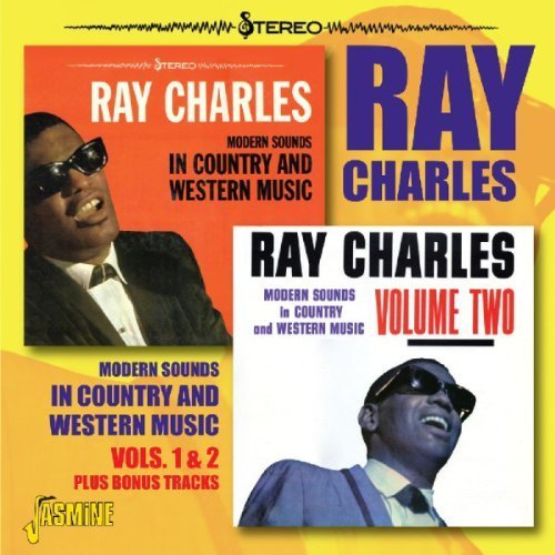 Price comparison product image Modern Sounds In Country And Western Music Vols 1 & 2 Plus Bonus Tracks [ORIGINAL RECORDINGS REMASTERED] by Ray Charles (2013-05-04)