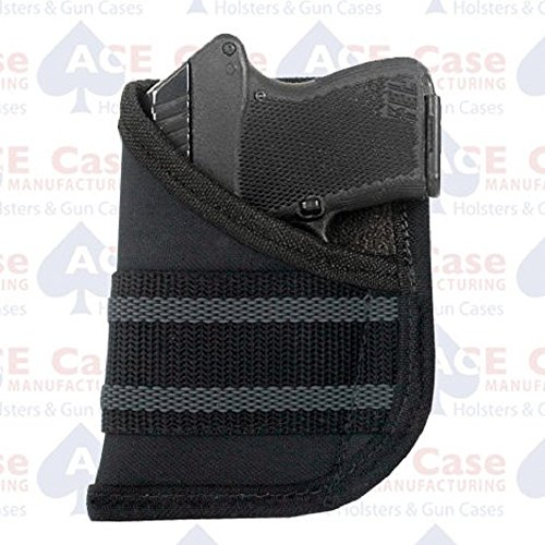 - Ruger LCP with Laser Pocket Holster ***MADE IN U.S.A***