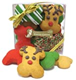Claudia's Canine Cuisine Reindeer Party Pack – Holiday Treats For Sale