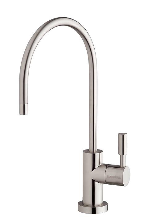 Everpure EV9000-94 Designer Series Drinking Water Faucet, Brushed ...