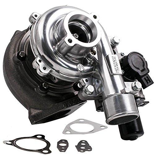 maXpeedingrods Turbocharger 17201-OL040 17201-30110 for Toyota HI-LUX Landcruiser 3.0 D4D 1KD-FTV 3.0L 171HP 2005-