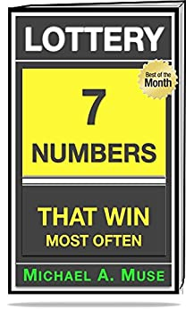 LOTTERY NUMBER BOOK