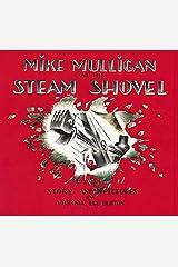 Mike Mulligan and His Steam Shovel (Sandpiper Books) Paperback