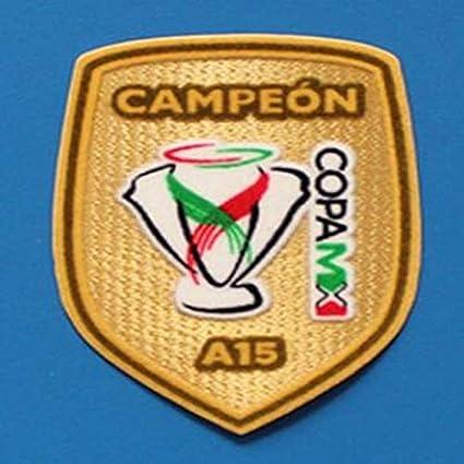 Amazon.com: Parche de fútbol de la Liga Mexicana de fútbol ...
